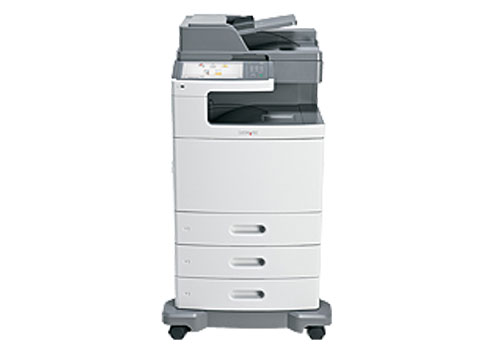 Lexmark XM 795dte Color Printer