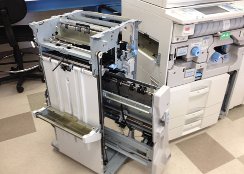 Ricoh Copier Finisher