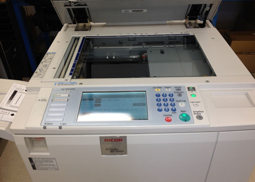 Refurbished Laser Copiers