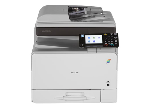 MP C305 SPF Color Multifunction Printer