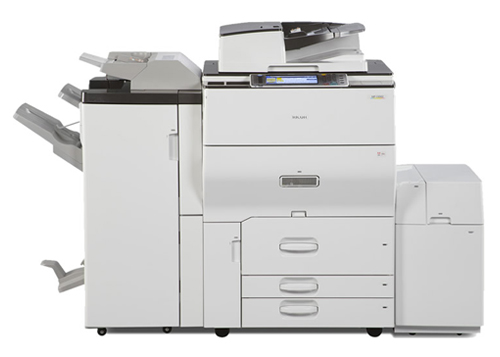 Ricoh MP C6502 Product