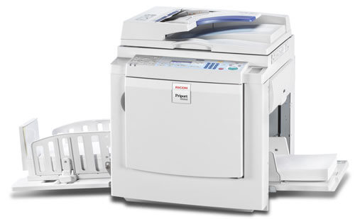 Ricoh Award Winning Digital Duplicator